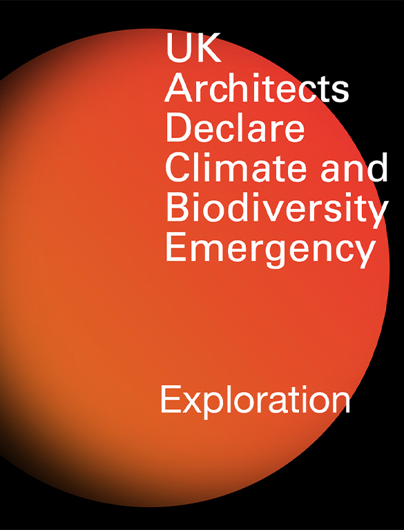 Architects Declare Climate & Biological Emergency