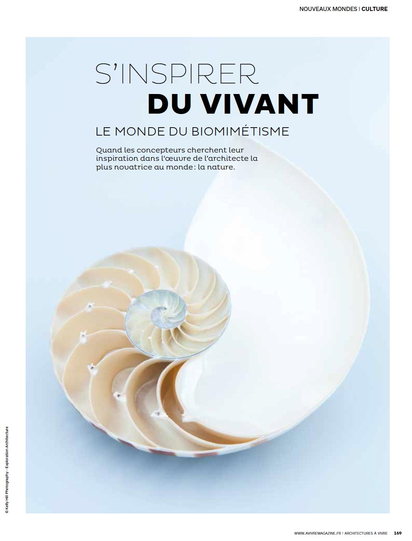 Architecture à Vivre no. 104, 10/2018